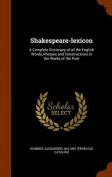 Shakespeare-Lexicon