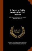 A Career in Public Service with Earl Warren