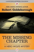 The Missing Chapter (Nero Wolfe Mysteries