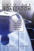 Into the Boardroom