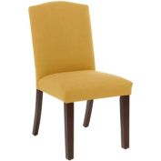 Skyline Furniture Mustard Klein Arched Dining Chair