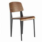 Hans Andersen Home Standard Chair Walnut/Black
