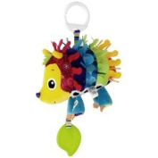 Awesome Lamaze Huey The Hedgehog Can be attach Nappy Bag, Stroller