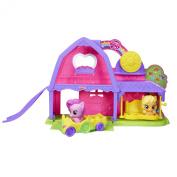 My Little Pony Playskool Applejack Barn And Vehicle