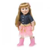Maplelea's Very Prairie Outfit for 46cm Dolls