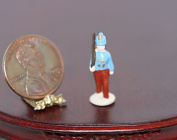 Dollhouse Miniature Toy Soldier Figurine by Multi Minis