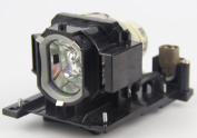 Maxii DT01022 replacement projector lamp with housing Fit for HITACHI CP-RX78 CP-RX78W CP-RX80 CP-RX80W ED-X24