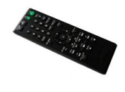New Generic Replacement Remote Control Fit for RMT-D187A for Sony DVD Home Theatre DVP-NS611H DVP-NS710 DVP-NS710H DVP-NS710H/B