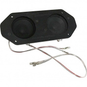 Eckler's Premier Quality Products 40167012 Full Size Chevy Front Stereo Speaker Custom Autosound