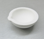 MELTING DISH CRUCIBLE CERAMIC CASTING 5.1cm - 0.6cm SILICA MELT GOLD & SILVER jewellery