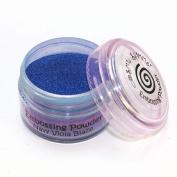 Cosmic Shimmer Blaze Embossing Powder 20ml - Navy Viola