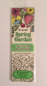 Re-marks Spring Garden 5 Colouring Bookmarks