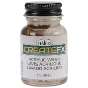 CreateFX Acrylic Wash 30ml-Maple