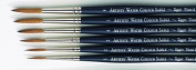 Winsor & Newton Artists' Watercolour Sable Brushes - Riggers - Size 1
