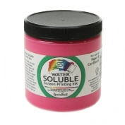 240ml Magenta Screen Printing I Speedball Water Soluble Ink