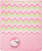 Lamb Ziggy Minky Cuddle Kit Shannon Fabrics Quilt Kit