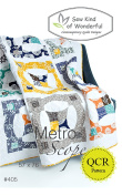 Metro Scope Quilt Pattern