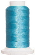 1M-3559 BFC Poly Machine Embroidery Thread, 40 Wt, 1000m, MD Turqoise