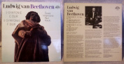 BEETHOVEN Symph. No.1C Dur / Nr.8 F-Dur [VINYL LP]
