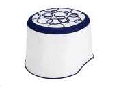 Ubbi Step Stool, Navy