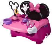 The First Years Disney Baby Helping Hands Feeding and Activity Seat, Minnie Mouse