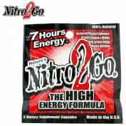 Nitro2Go High Energy Formula