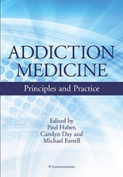 Addiction Medicine Principles and Practice