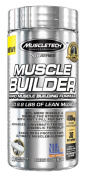 MuscleTech Pro Series Muscle Builder, Rapid Muscle Building Formula, 30-Day Supply, 30 Rapid-Release Capsules