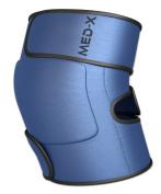 Knee Wrap Hot/Cold Gel Sleeve for Runner Knee Support , Baker Cyst , Rheumatoid Arthritis Treatment , Osteoarthritis , Bursitis , and Patellar Tendinitis Pain