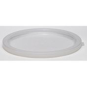 Cambro Manufacturing RFSC12PP190 Translucent Round Lid 12/18/20.8l
