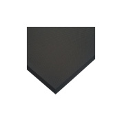 NoTrax 065-549 Black 0.9m x 1.2m Superfoam Floor Mat