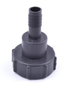 """1000L IBC 2"""" (50mm) To 3/4"""" (20mm) Water Tank Hose Adapter Fitting"""