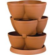Akro-Mils 28.4l Medium Stack-A-Pot