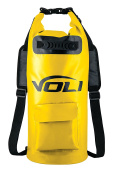 Voli Dry Bag Backpack 20L - Dry Backpack is Guaranteed Waterproof - Wear it as a Waterproof Backpack or Over the Shoulder - the Perfect Dry Bag 20L for Kayaking, Hiking, and other Outdoor Activities