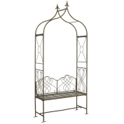 Safavieh Outdoor Living Eloise Rustic Blue Arbour