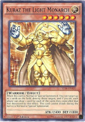 Yu-Gi-Oh! - Kuraz the Light Monarch (YS14-ENA03) - Space-Time Showdown Power-Up Pack - 1st Edition - Common
