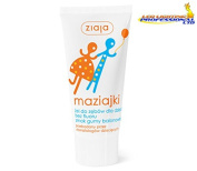 ZIAJA - MAZIAJKI TOOTHGEL BUBBLE GUM FOR KIDS - 50ml