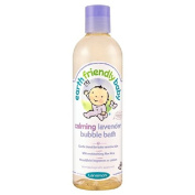 Earth Friendly Baby Organic Calming Lavender Bubble Bath 300ml