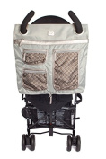 magic Stroller Bag 14 Multi Pocket Print Pram