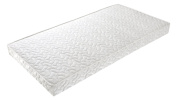 Baby Elegance Health Care Fibre Pocket Spring Mattress Cot