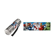 Marvel Kid's Torch - Flashlight for Children