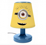 Despicable Me' Style Interior Minions Lamp