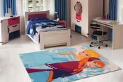 ING-21926-Carpet Original Brand DISNEY For Children Cm 170x100 - Farah1970 #