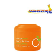 ZIAJA - ORANGE BUTTER energising BODY BUTTER - 200ml