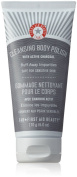 FIRST AID BEAUTY Cleansing Body Polish with Active Charcoal 170 g