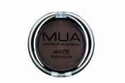 MUA - MATTE Eyeshadow - CHESTNUT - DARK BROWN MATTE