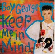 """Keep me in mind / State of love [Vinyl 7""""]"""