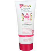 Andalou Naturals Soothing Shower Gel - 1000 Roses - 250ml
