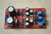 Unbalance To Balance Preamplifier Board IRF9610+IRF610+NE5532