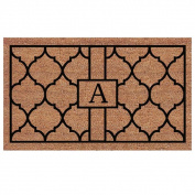 Pantera Extra-thick Monogrammed Doormat